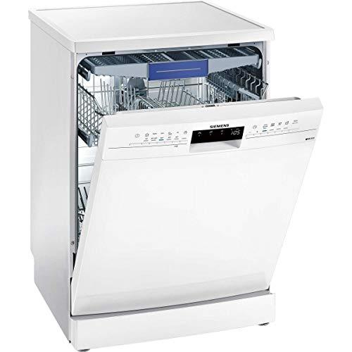 Siemens iQ300 SN236W02KE lave-vaisselle Autonome 13 places A++ - Lave-vaisselles (Autonome, Blanc, Taille maximum (60 cm), Blanc, Blanc, Boutons)