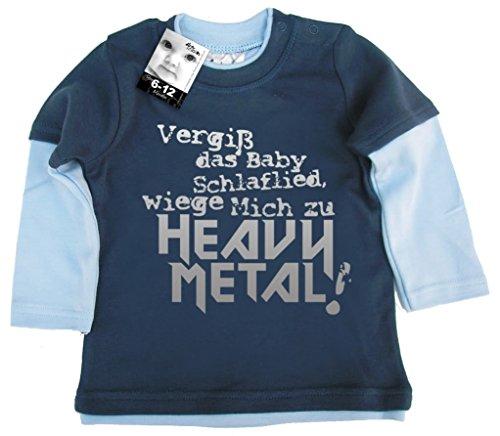 Eine Dirty Fingers , Baby und Kleinkind, Skater Top langärmlig, Größe 50 - 92, 100 % Baumwolle, sehr gute Qualität. Farbe des Druckes wird entsprechend der T- shirtfarbe angepaßt. Herstellung und Versand aus dem Vereinigtem Koenigreich.