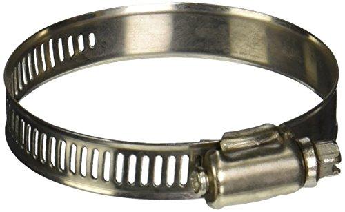 Preisvergleich Produktbild 2PCS verstellbares Band Worm Gear 40–64mm Schlauchschellen