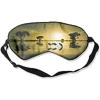 Lakes Sharing Reflection Sunset Sleep Eyes Masks - Comfortable Sleeping Mask Eye Cover For Travelling Night Noon... preisvergleich bei billige-tabletten.eu