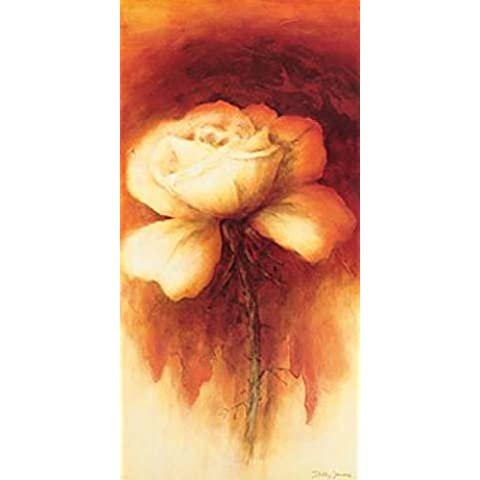 Betty Jansma - Roses I Stampa D'Arte