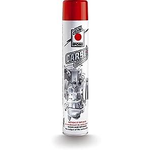 Spray nettoyant Ipone Carbu Clean de carburateur en bombonne de 750ml Neuf pas cher