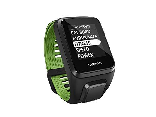 TomTom Runner 3 GPS-Sportuhr (Routenfunktion, Multisport-Modus, 24/7 Aktivitäts-Tracking) - 2