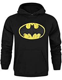 Official Batman Hommes Sweat À Capuche
