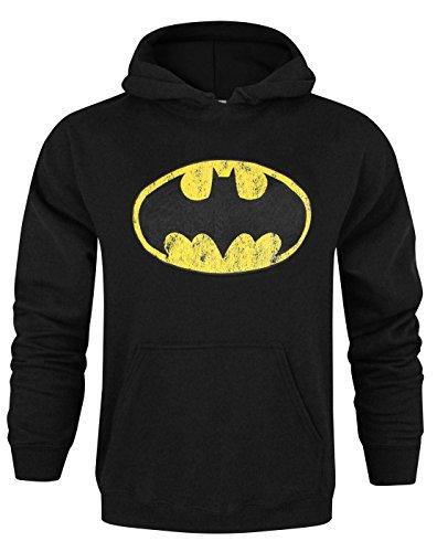 Hombres - Official - Batman - Capucha (S)