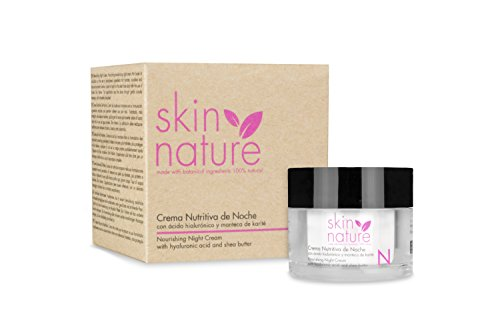 Skin Nature | Crema Hidratante Facial Noche - 50 ML