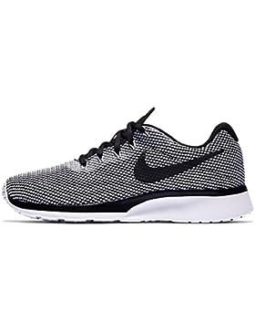Nike Damen Tanjun Racer Schwarz Textil/Synthetik Sneaker