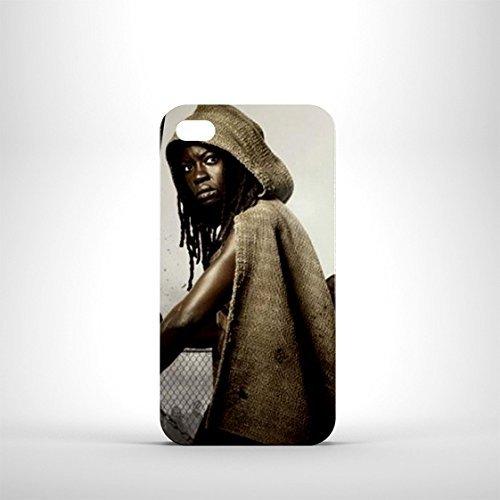 Walking Dead Michonne Coque pour iPhone 4/4S