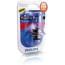 Philips 13342MDBVB1 MasterDuty BlueVision - Bombilla H4 para faros delanteros (1 unidad, 24 V, 75 - 70 W)