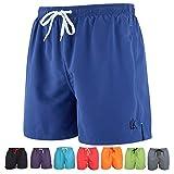 LK B.Hose - Costume da Bagno a Pantaloncini, da Uomo Blu Scuro XXXXXXL