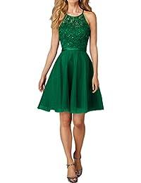 Suchergebnis auf Amazon.de für: grüne abendkleider: Bekleidung
