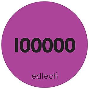Inspirational Classrooms 3143466 - Juguete Educativo con Forma de Magnético de Lugar Valor Cientos de Miles de contadores