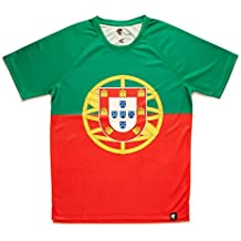 Amazon.es  Camiseta Portugal 0576e1d3a2df1