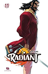 Radiant Edition simple Tome 11