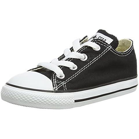 Converse Chuck Taylor All Star Core Ox - Zapatillas de lona infantiles