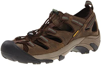 Keen ARROYO II 1226-GYTO - Zapatillas de deporte de cuero nobuck para hombre