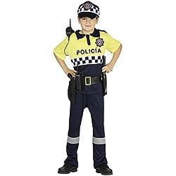 Disfraz de Policía, u (87507.0)