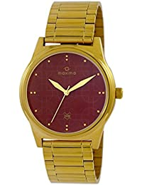 Maxima Analog Multi-Colour Dial Men's Watch-38668CMGY