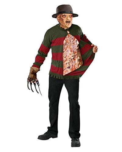 (Freddy Krueger Strick-Pullover)