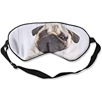 Eye Mask Eyeshade Cute Dog Sleep Mask Blindfold Eyepatch Adjustable Head Strap preisvergleich bei billige-tabletten.eu