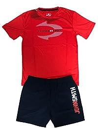 John Smith Conjunto SEIS-Rojo-16