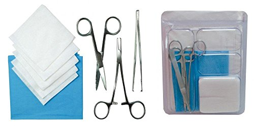 Set Suture Sterile N°4