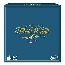 Hasbro Gaming – Trivial Pursuit (Gioco in Scatola), 16 anni +, 2 – 4 giocatori, C1940103