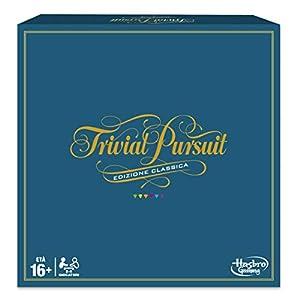 Hasbro Games-Trivial Pursuit