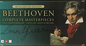 Beethoven: Alle Meisterwerke (Box mit 60 CDs + 1 CD ROM)