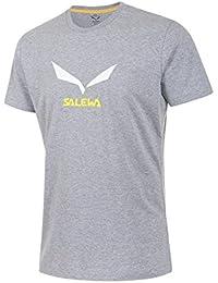 SALEWA Herren SOLIDLOGO 2 CO T-Shirt