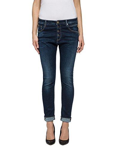 Replay Damen Jeanshose Pilar Blau (Blue Denim 9) W27/L30 (Herstellergröße: 27)