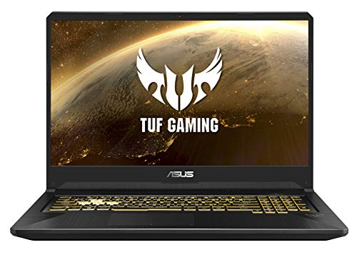 "ASUS TUF Gaming FX705DT 17.3"" FHD Laptop GTX 1650 4GB Graphics (Ryzen 7-3750H/16GB RAM/1TB HDD + 256GB PCIe SSD/Windows 10/Gold Steel/2.70 kg), FX705DT-AU096T"