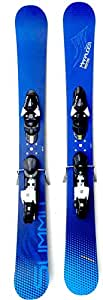 Summit Marauder 125cm skiboards avec Salomon L10de fixation Bleu