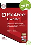 McAfee LiveSafe (Code in a Box)
