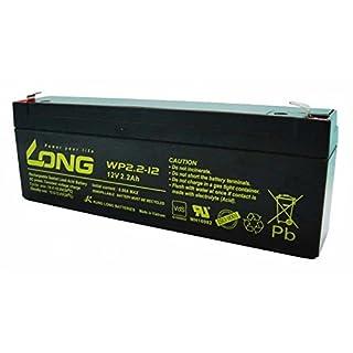 Akku kompatibel Alarmanlage D-Control Daitem Atral 12V 2,2Ah AGM Blei Batterie