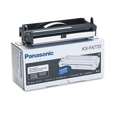 Panasonic–KXFA77D Drum Tonerkartusche Schwarz Produkt Kategorie: Imaging Supplies und Zubehör/Kopierer/Fax & Laser Drucker Supplies (Kopierer-fax-drums)