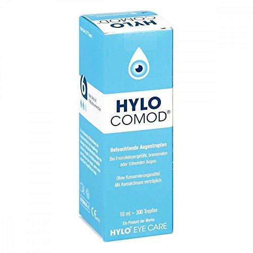 HYLO COMOD Augentropfen, 10 ml Lösung