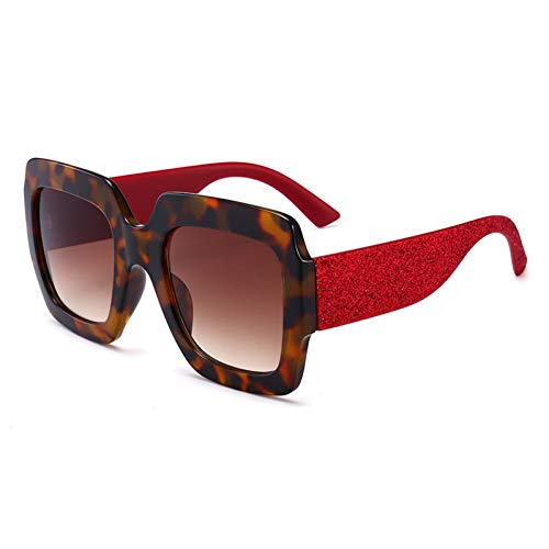 YLNJYJ Cat Eye Sunglass Italia Luxury Women Mirror Sun Glasses Vintage Green Red Sun Glasses Female Google Eyewear