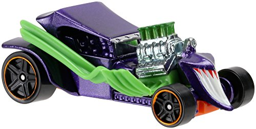 Hot Wheels DC Universe Joker Vehicle by Hot Wheels