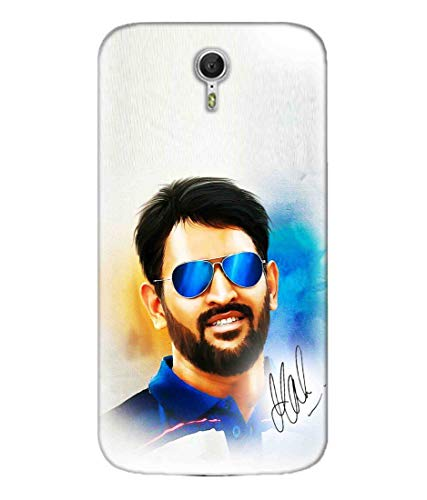 Sibu Print Our Hero MS DHONI/MAHI Designer Printed Polycarbonate Matte Finish Hard Back Case Cover for Lenovo Zuk Z1