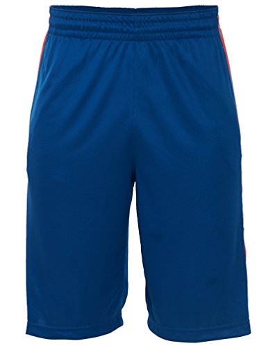 NIKE Herren Shorts Elite Stripe Gym Blue