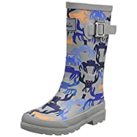 Joules Boys' Welly Wellington Boots