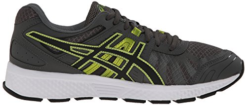 Asics - - Männer Lauf Gel-Gleichung 7 (4E) Schuhe In Blitz / Onyx / Red Charcoal/Black/Lime Punch