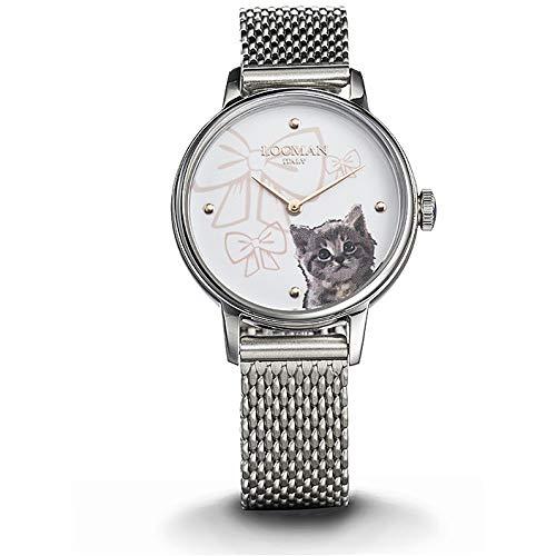 Reloj Solo Tiempo niño Locman 1960 Trendy cód. F253A08S-00WHGA1B0