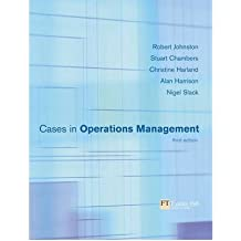 [(Cases in Operations Management )] [Author: Robert Johnston] [Dec-2002]