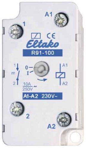 ELTAKO R81-001-8V - RELE CONMUTADOR CONTROL ELECTROMECANICO