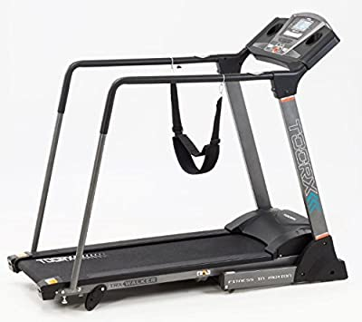 Tapis Roulant TRX-WALKER per riabilitazione con maniglie laterali modello TOORX 2016