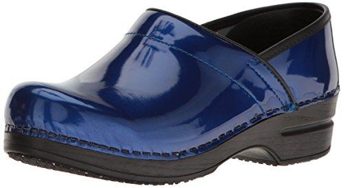 Sanita Women's Smart Step Sabel Work Shoe, Blue, 38 EU/7/7.5 M US Sanita Smart Step