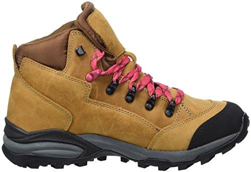 CMP Mirzam WP, Chaussures de Randonnée Hautes Femme Marron (Toffee)