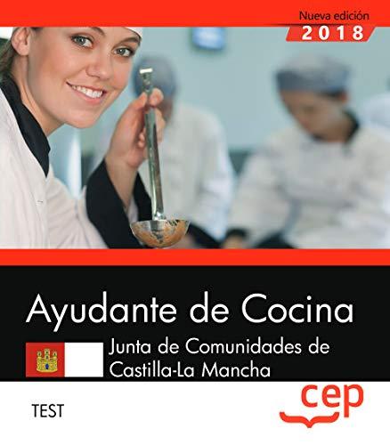 Ayudante de Cocina. Junta de Comunidades de Castilla-La Mancha. Test